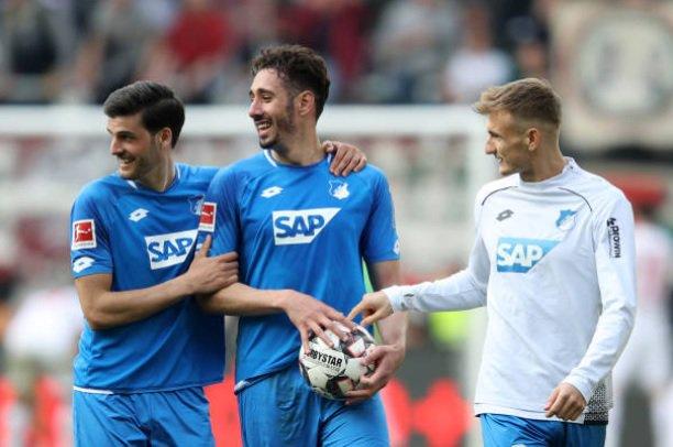 بلفوضيل يسجل هاتريك و يرفع رصيده الى 13 هدف في الدوري الالماني 25
