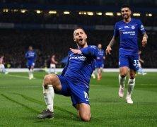 Video: Chelsea vs West Ham United