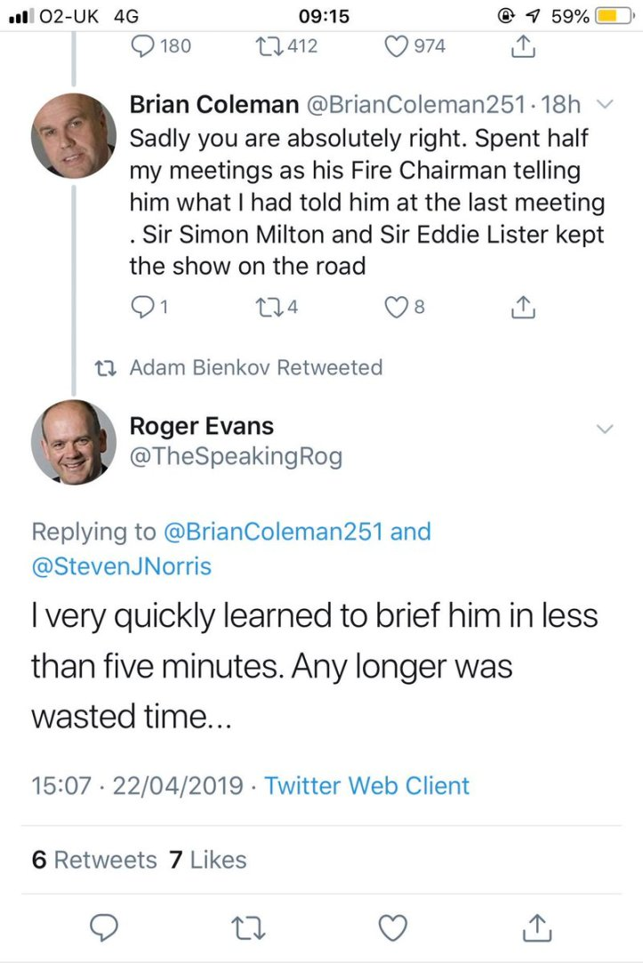 test Twitter Media - Former Tory mayoral candidate, Tory assembly member and Boris Johnson's own deputy mayor discuss his credentials... https://t.co/eimQZOaw8r