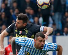 Video: SPAL vs Juventus