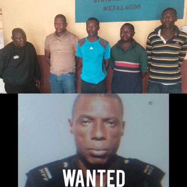 D4GoK3xXoAAhGpL - Ajekunle Killing: Youths threaten to take laws into their own hands