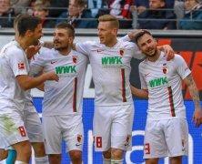 Video: Eintracht Frankfurt vs Augsburg