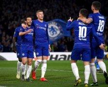 Video: Chelsea vs Slavia Praha