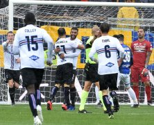 Video: Lazio vs Atalanta