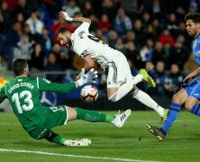 Video: Getafe vs Real Madrid