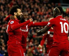 Video: Liverpool vs Huddersfield Town
