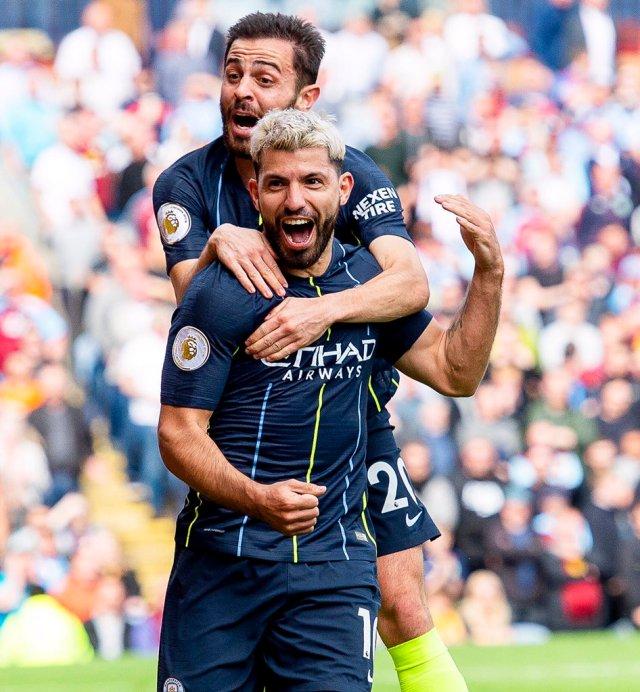 بيرنلي 0-1 مانشستر سيتي : الصدارة تعود لأبطال إنجلترا 26