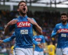 Video: Frosinone vs Napoli