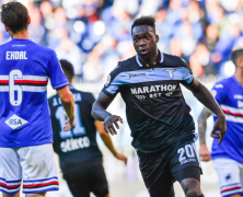 Video: Sampdoria vs Lazio