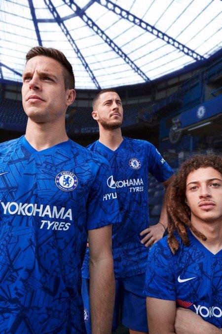 Camiseta Chelsea 2019 2020
