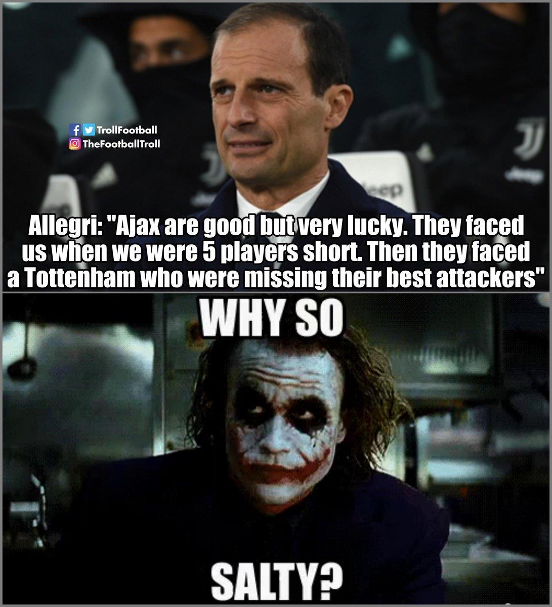 Tottenham Elimino Al Ajax Avanzo A La Final De Champions Y Genero