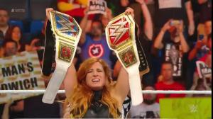 WWE Money In The Bank: Lacey Evans Vs. RAW & SmackDown Women's Champion Becky Lynch - Wrestling Inc.