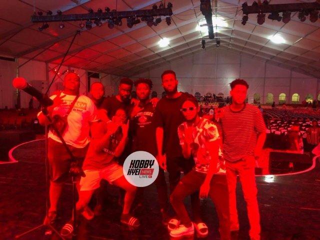 CJ Biggerman Wreaks Microphone At VGMA 19