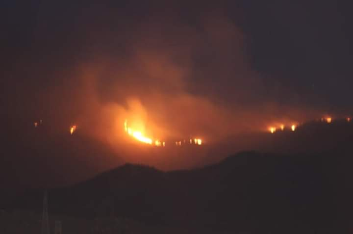 D6C YlwUEAYXj02 - 82 Incendios afectan el territorio nacional deteriorando calidad ambiental