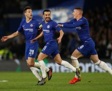 Video: Chelsea vs Eintracht Frankfurt