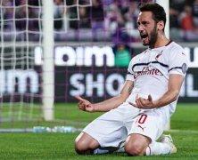 Video: Fiorentina vs AC Milan