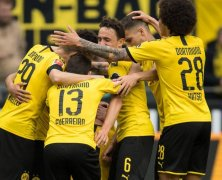 Video: Borussia Dortmund vs Fortuna Dusseldorf