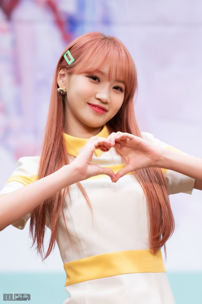 Image result for chaewon site:twitter.com