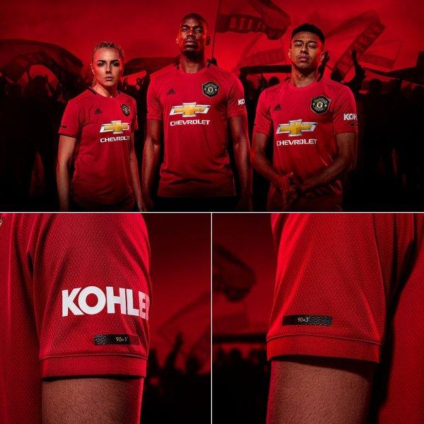 Camiseta Manchester United 2019-2020