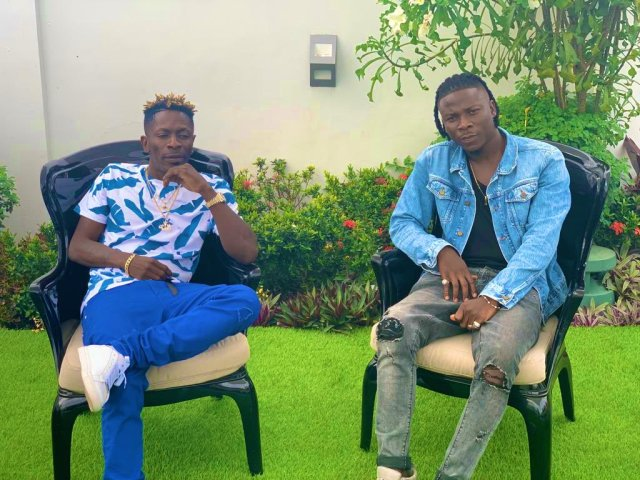 Shatta Wale And Stonebwoy Yet To Return Plaques - George Quaye