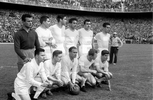 Real Madrid antiguo