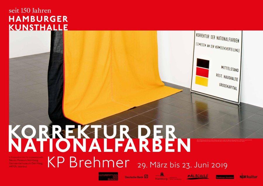 test Twitter Media - Morgen wird das Grundgesetz 70.  Zu diesem Anlass wird bei unserer Kuratorenführung in der @KunsthalleHH das Werk KP Brehmers aus der Schau »Korrektur der Nationalfarben« vorgestellt. Do, 23.5.,18:00, Eintritt frei https://t.co/MHRKGMThAb  Anmeldung: grundgesetz@hamburg.de https://t.co/GZlZnyHRJh
