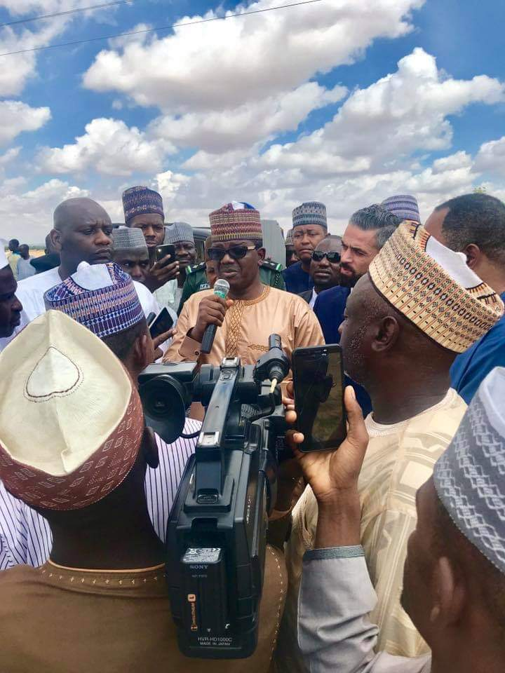 2020 Budget: Zamfara Govt. Earmarks N1bn For Construction Of Mosques, Renovation Of Cemeteries, Others