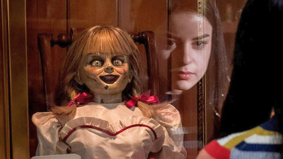 Annabelle Comes Home Trailer Revealed