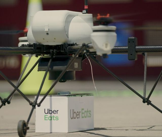 Uber Eats Will Test Drone Delivery In San Diego This Summer Https T Co Qu1dl6yfob