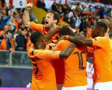 Video: Hà Lan vs Anh