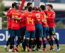 Video: Quần đảo Faroe vs Tây Ban Nha