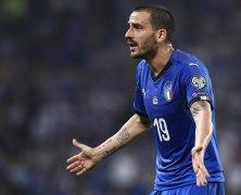 Video: Italia vs Bosnia-Herzegovina