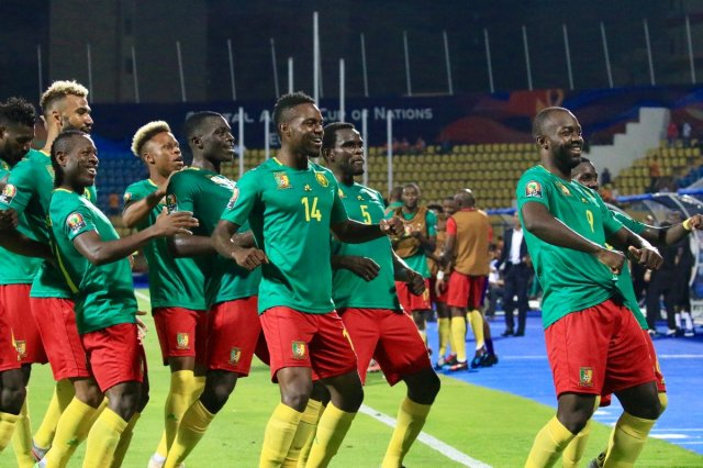 الكاميرون تبدأ حملة الدفاع عن العرش الأفريقي بالفوز على غينيا بيساو ! 27