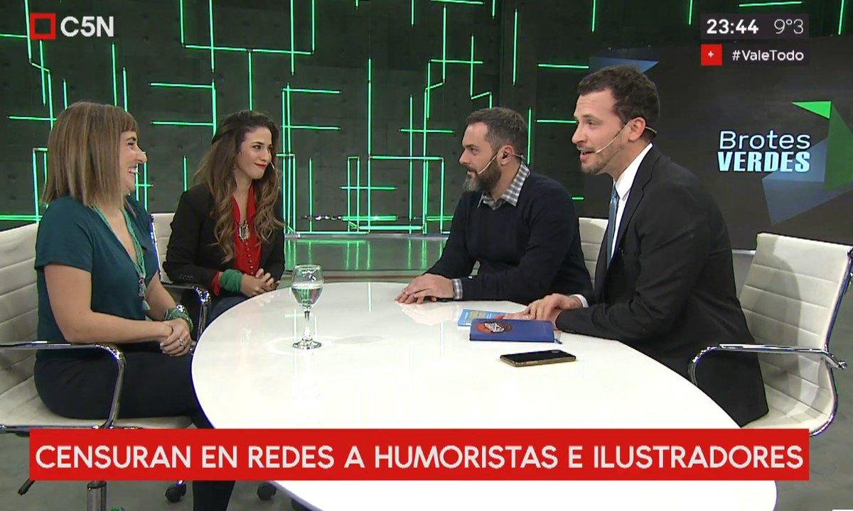 Alejandro Bercovich On Twitter Ahora La Censura En Las Redes A