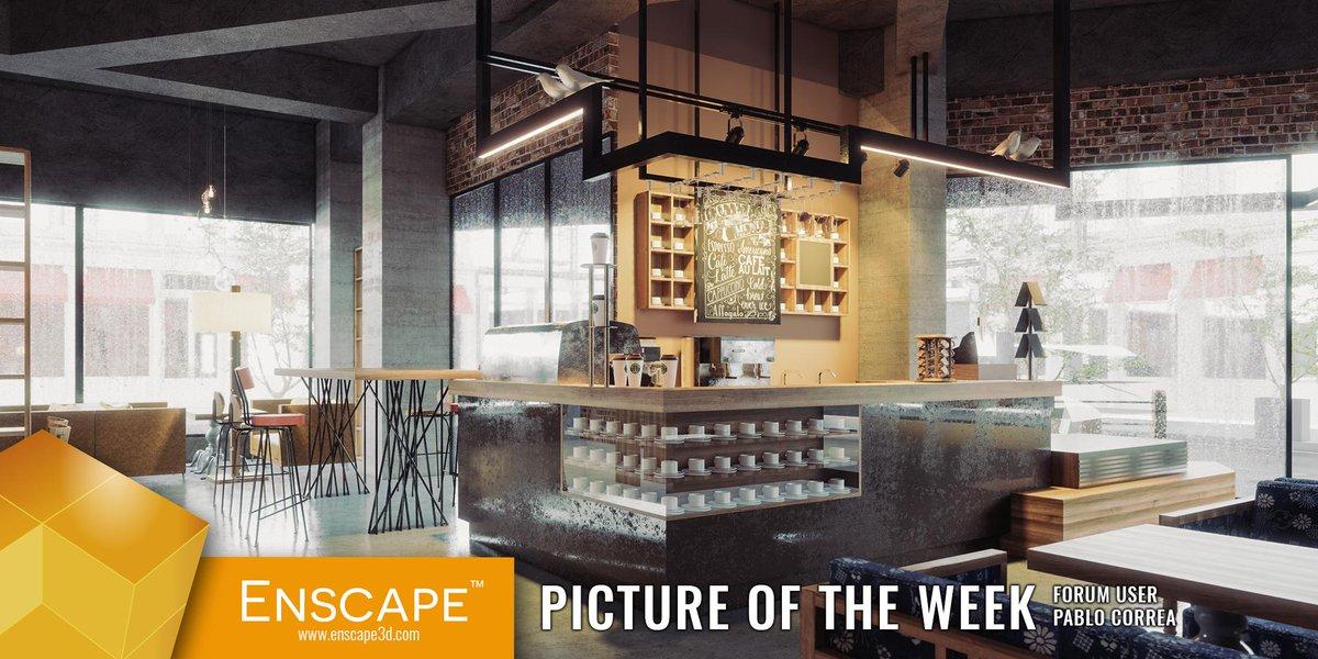 pictureoftheweek rendering interior