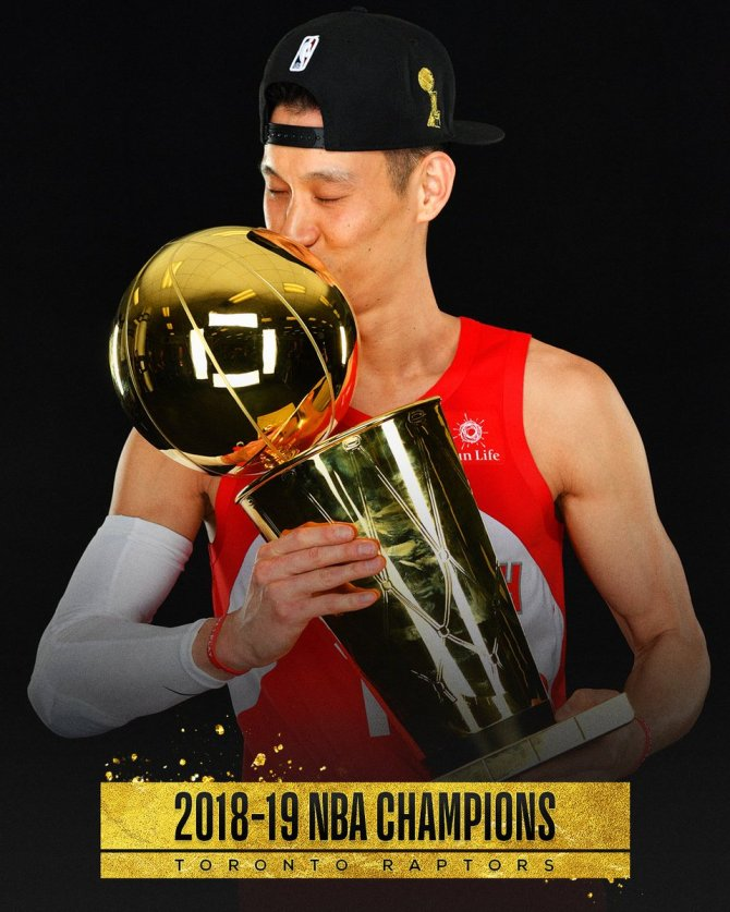 RT @NetsRepublic Congratulation to Jeremy Lin on becoming the 1st Asian American Player to Win an NBA Title.  G-League ✅ Become a Rotation Player ✅ Become a Starting Point Guard ✅ Win an NBA Championship ✅  Jeremy Lin - 2011 from Linsanity The Movie