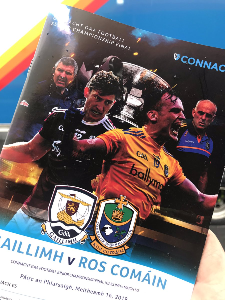 test Twitter Media - We are in Pearse Sradium Galway today for the Connacht Senior Football Final, its Galway v Roscommon live on RTE. Throw in here is at 16.00 https://t.co/MmN6eaHcWR