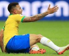 Video: Brazil vs Venezuela