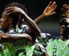 Video: Nigeria vs Burundi