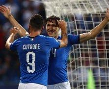 Video: U21 Bỉ vs U21 Italia