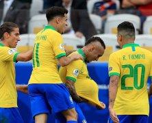 Video: Peru vs Brazil