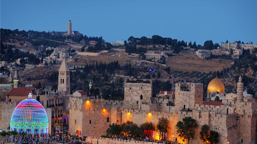 Jerusalem Soon to be First #SmartCity in Israel  #IoT #smartcities