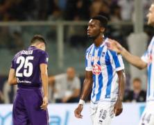 Video: Fiorentina vs Pescara