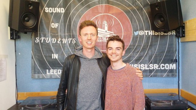 Holding the fort for the next hour is @MrPatrickCarter with tunes, chat and a special performance from @joehicksmusic
