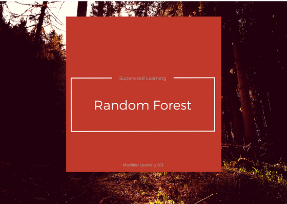 #MachineLearning 101 - Random Forest Classifier #ensemble #algorithm