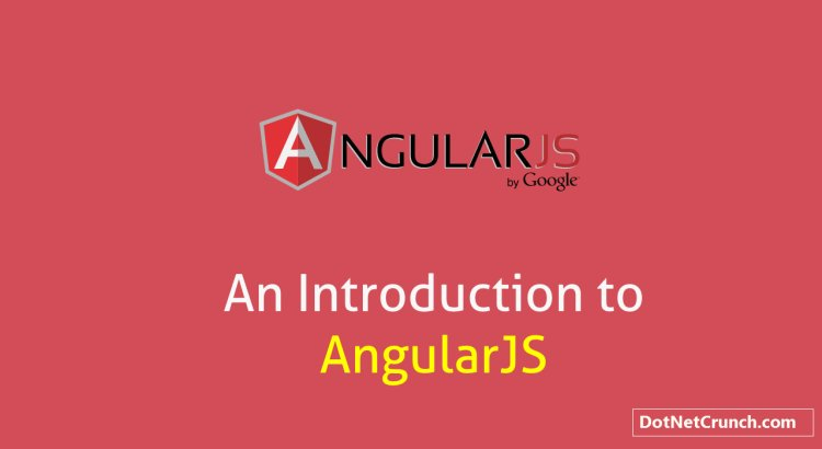 An overview of #AngularJS for #developers:    #javascript #framework