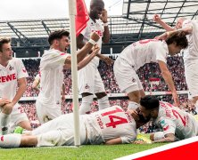 Video: Cologne vs Mainz 05