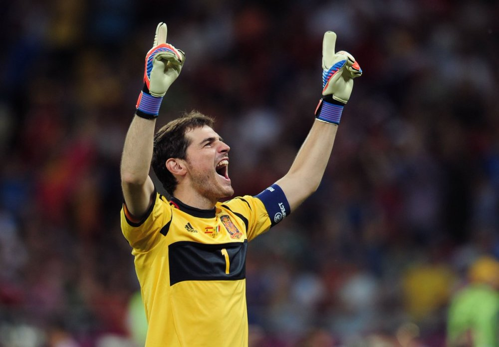 Image result for iker casillas