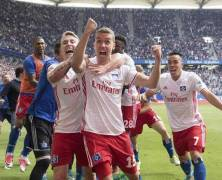 Video: Hamburger SV vs Wolfsburg