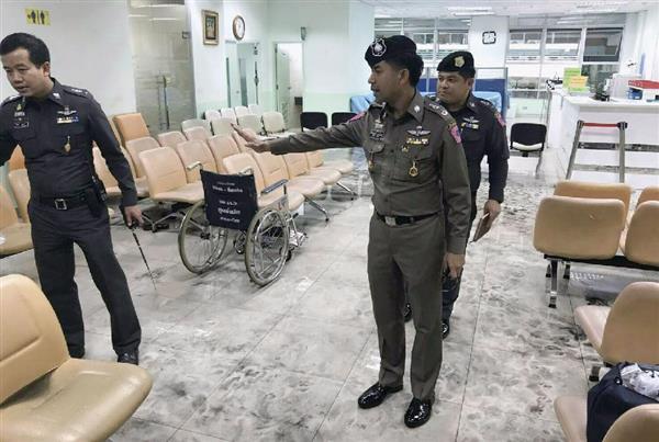 test ツイッターメディア - #バンコク の病院で爆発、20人超が負傷https://t.co/KI1ne7KkIO https://t.co/UpfkWWDkAE